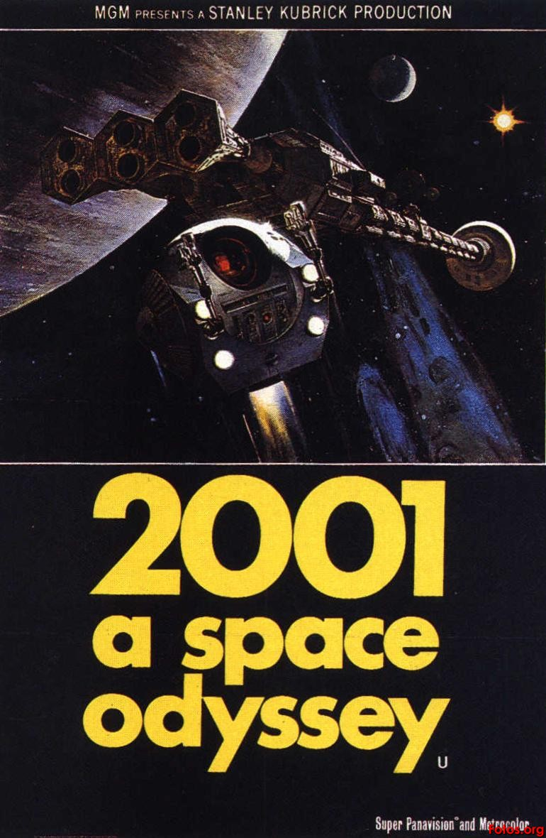 Full Movie 2001: A Space Odyssey Full Streaming